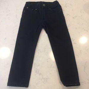 Boys black AG pants- jean cut. Size 3T.